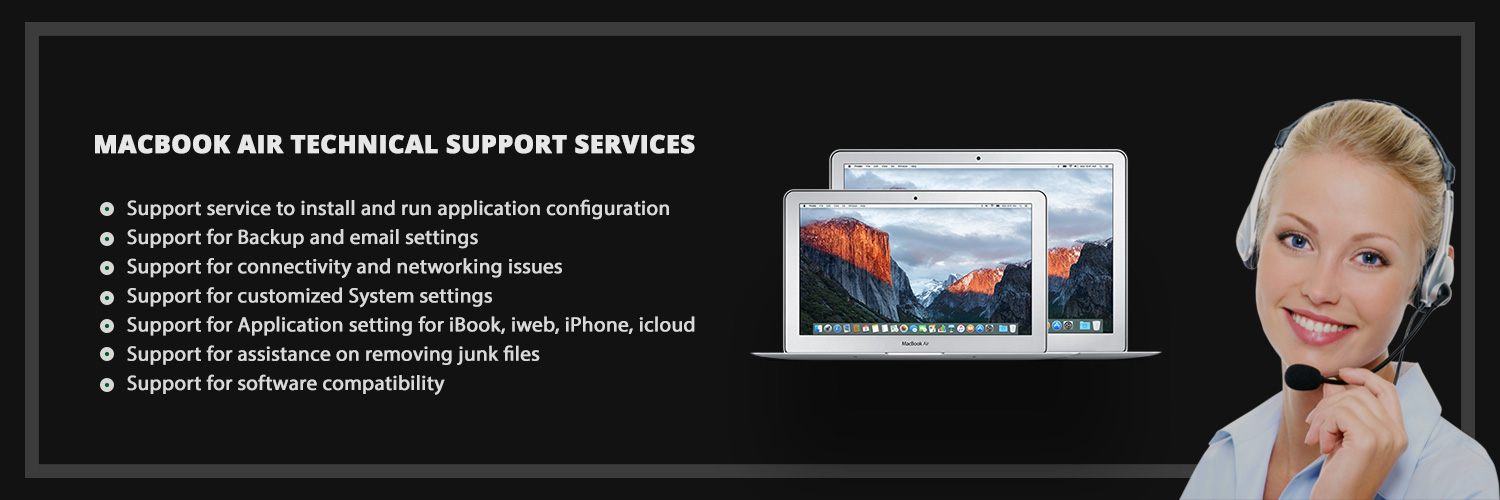 MacBook Air Support