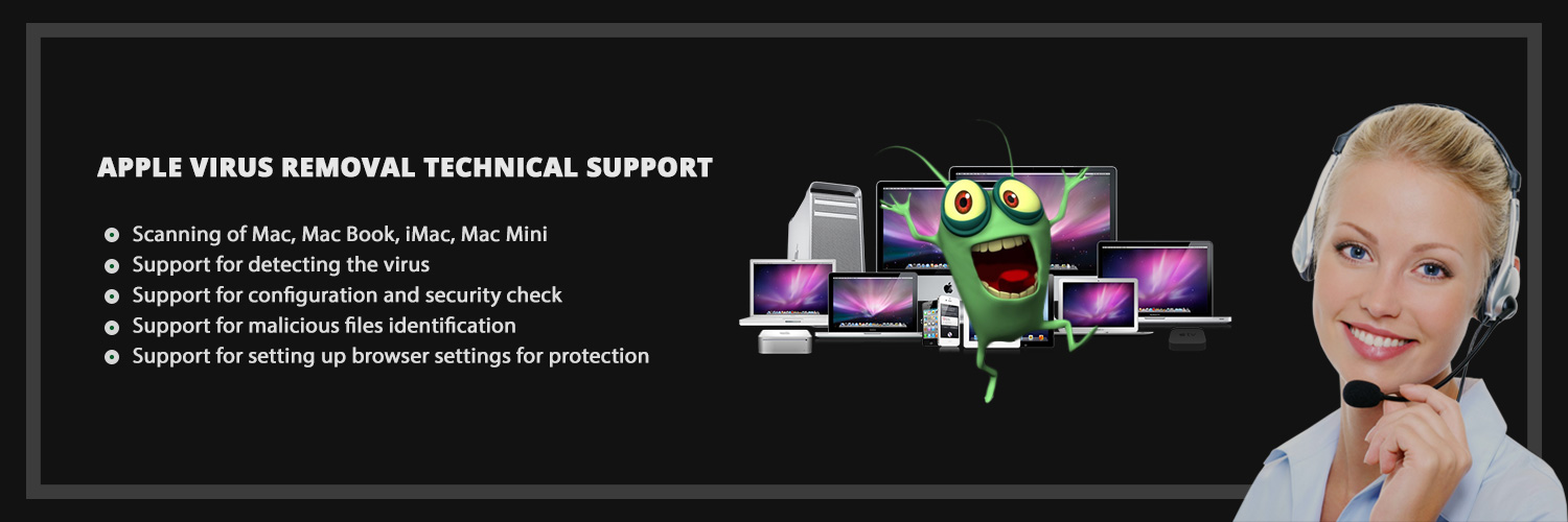 Mac Virus Support