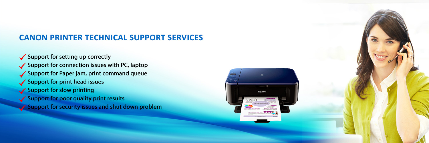 Canon Printer Toll Free Number