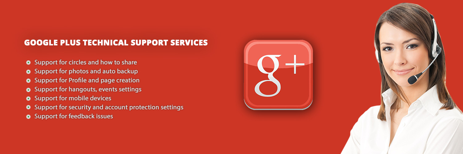 Google Plus Support