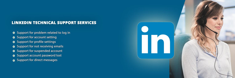 LinkedIn Support