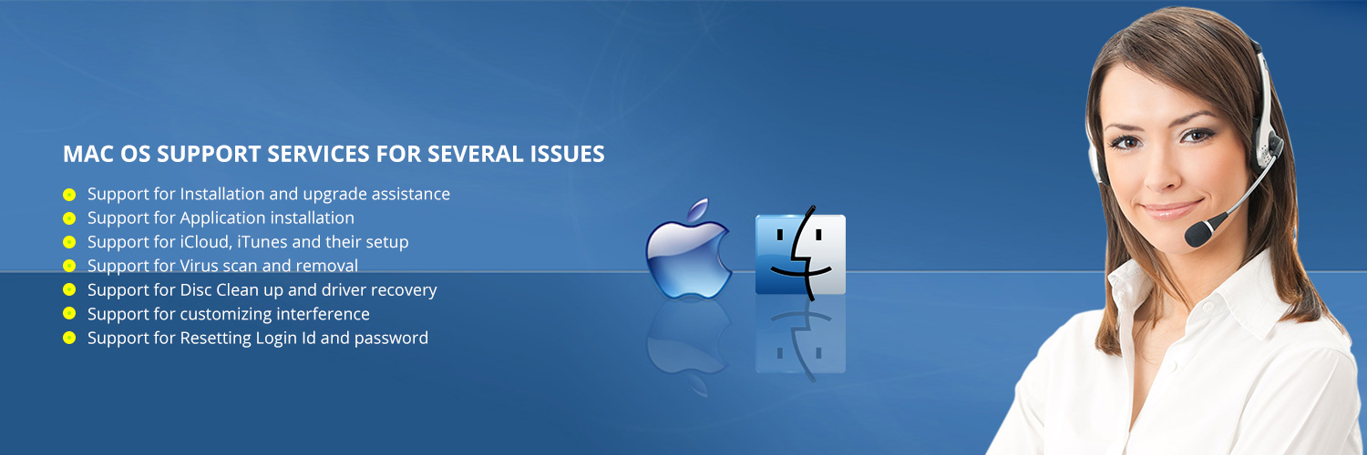 Mac Operating System Support