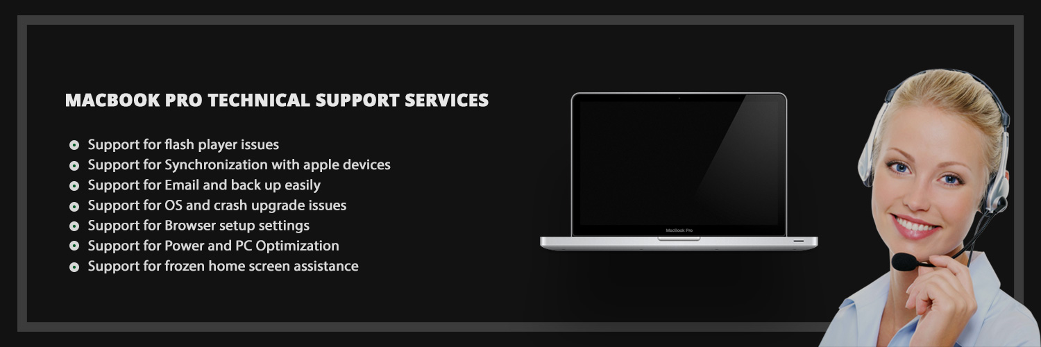 MacBook Pro Support