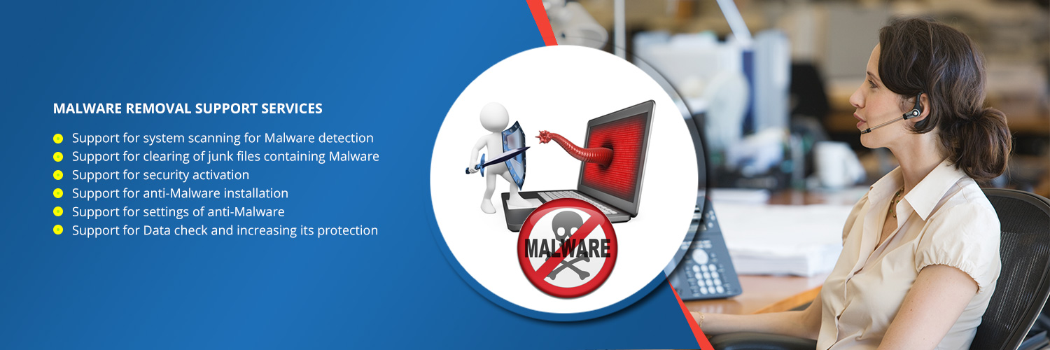 Malware Removal Support