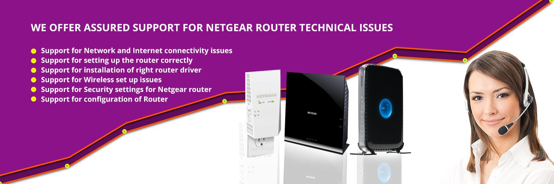 Netgear Router Support