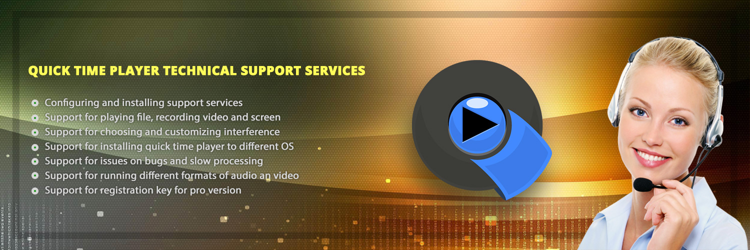 QuickTime Player Support