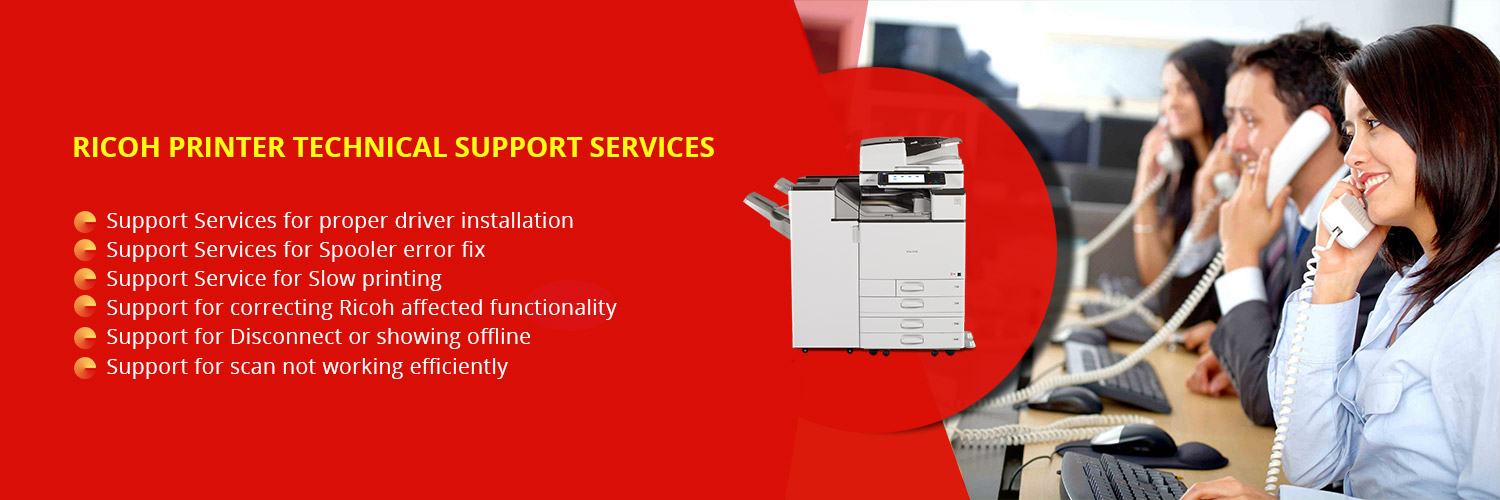 Ricoh Printer Support Phone Number+1-800-297-9984 Customer Care for Help