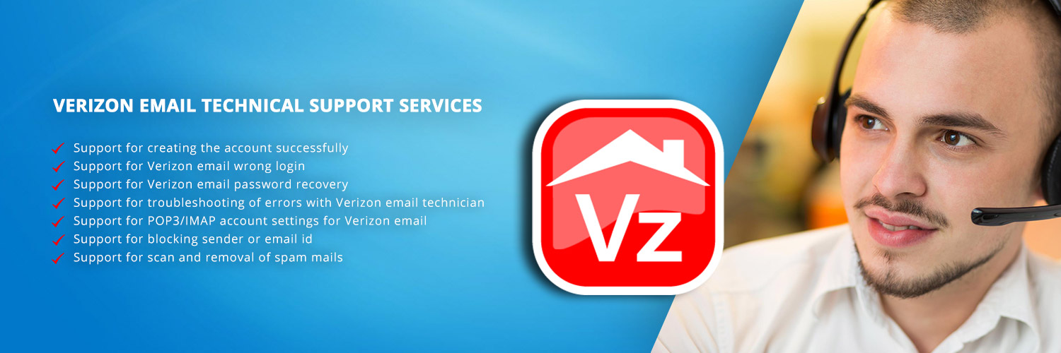 Verizon Email Support