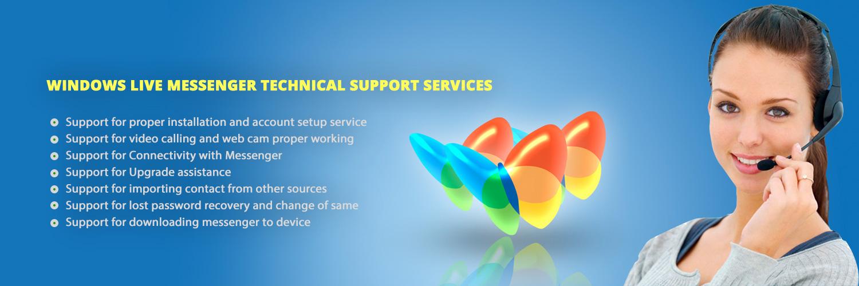 Windows Live Messenger Support