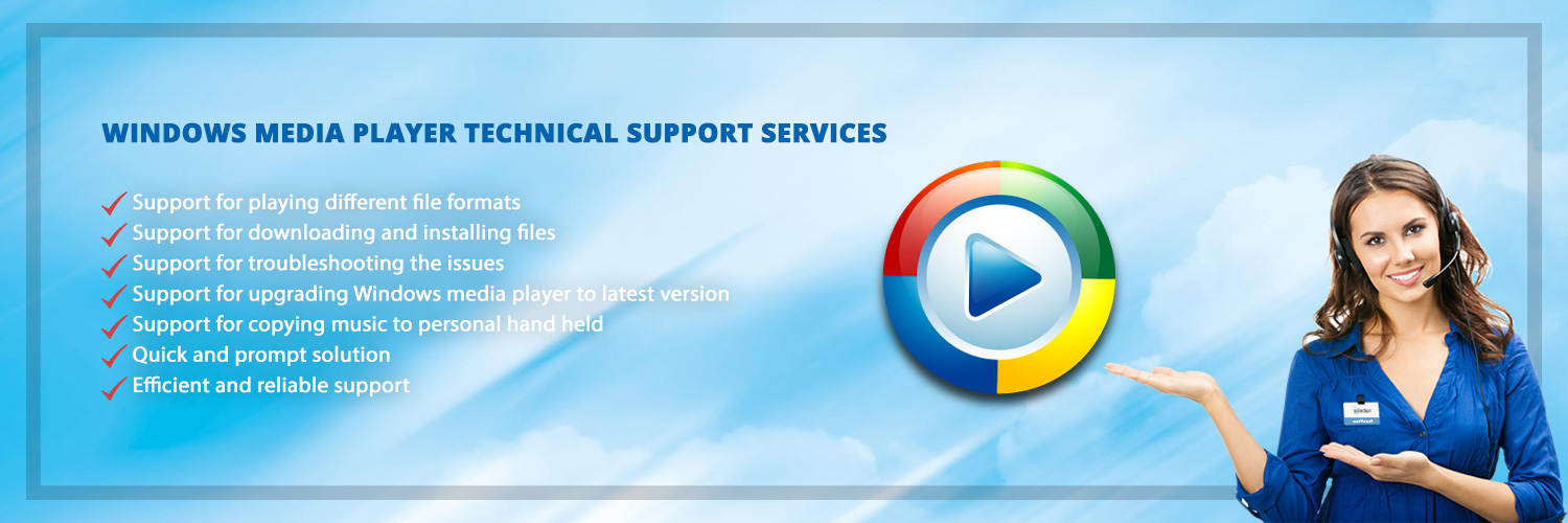 Windows Media Player Support