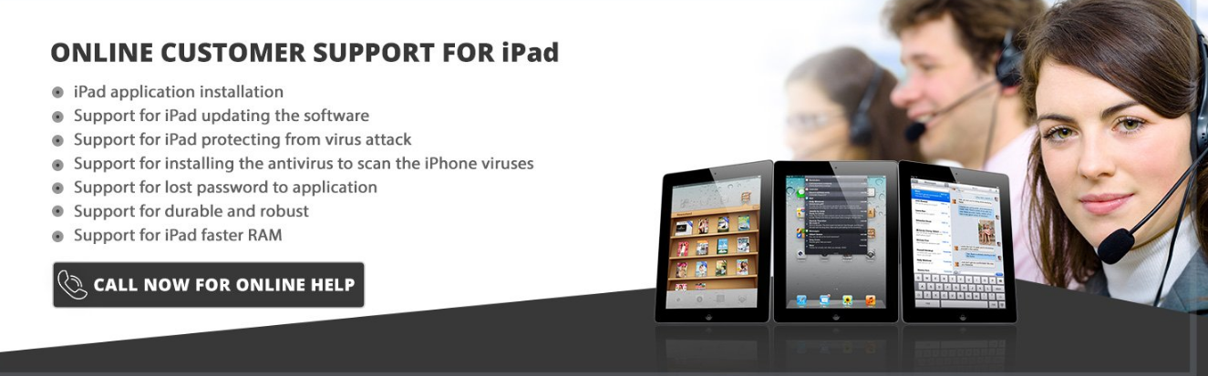 iPad Support Number