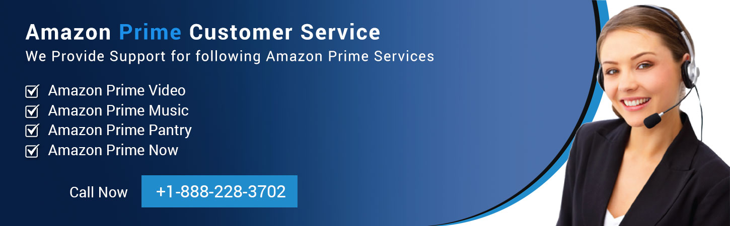 Amazon Prime Support Number