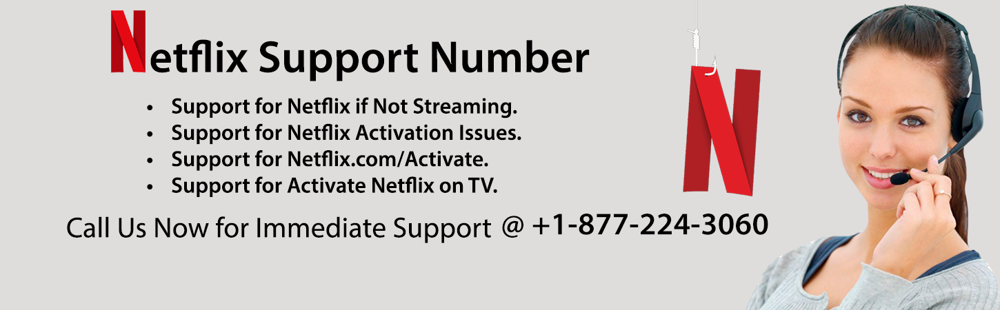 Netflix Support Phone Number