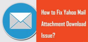 Fix Yahoo Email Error