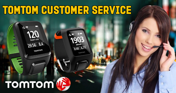 tomtom customer service