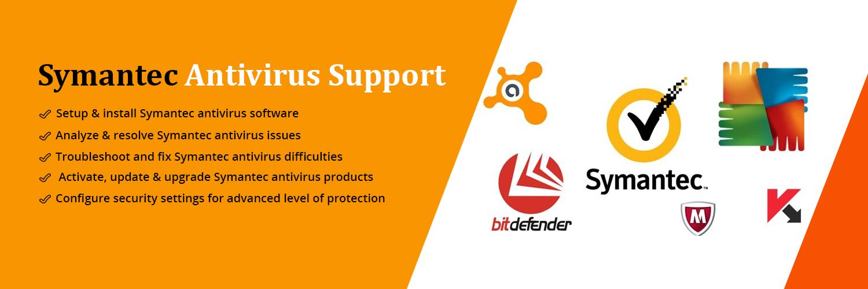 Symantec Antivirus Support