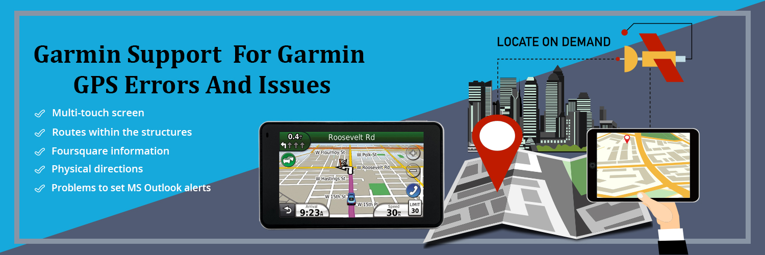 Garmin Support Number