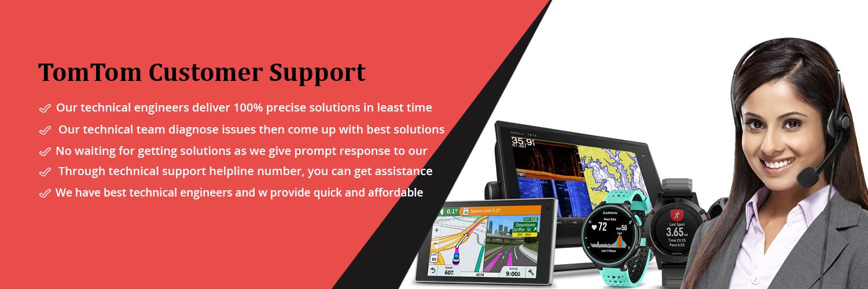 TomTom Customer Support