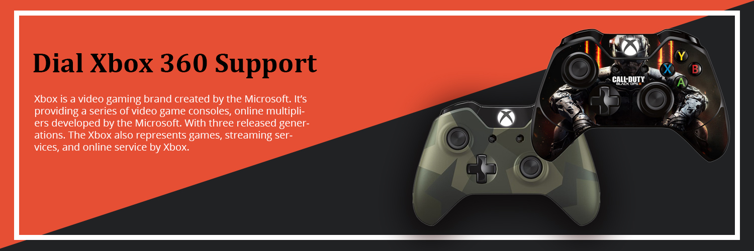 Xbox 360 Support Number