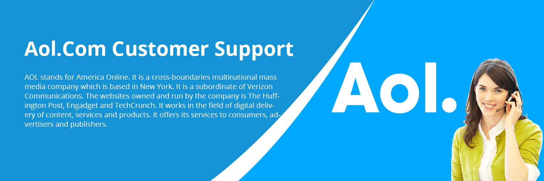 Aol .com Customer Support