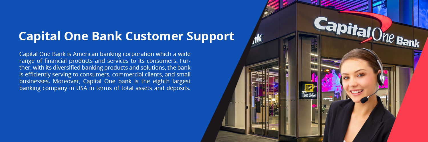 Capital One Bank Customer Support