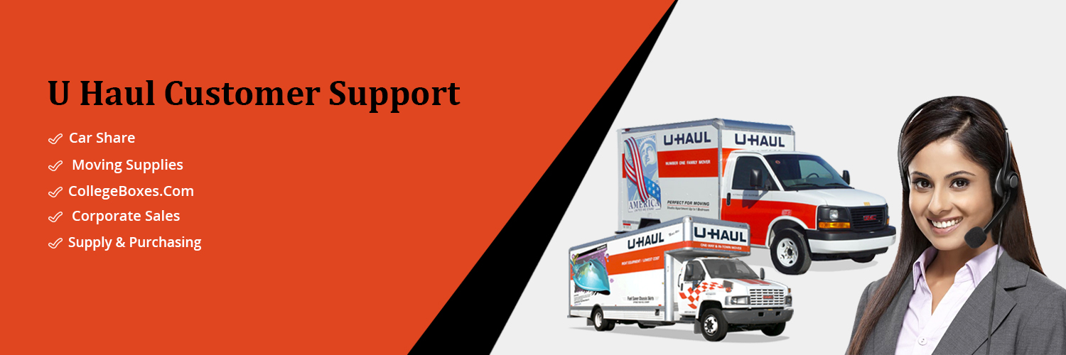 U Haul Rent A Car Support