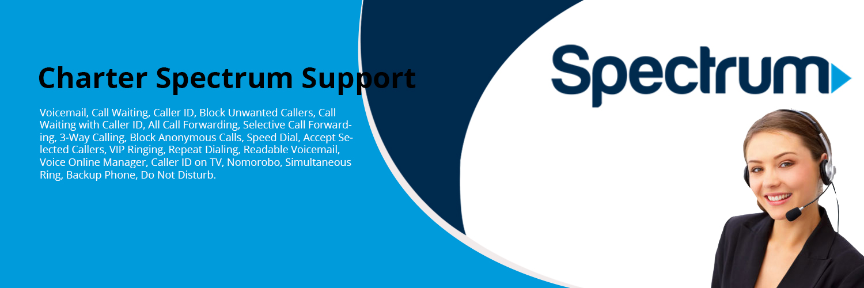 Charter Spectrum Support