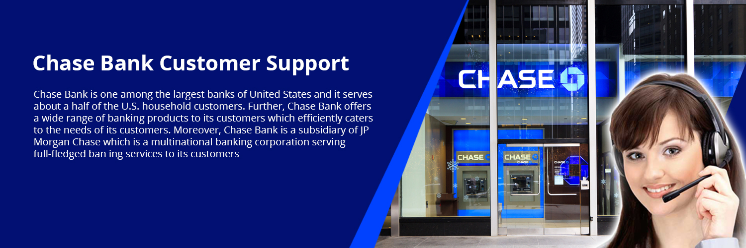 Chase Bank Customer Support