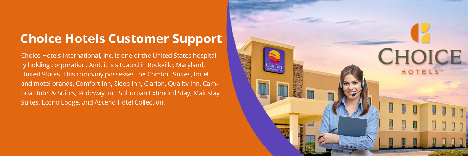 Choice Hotels Customer Support