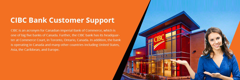 CIBC Bank Customer Support
