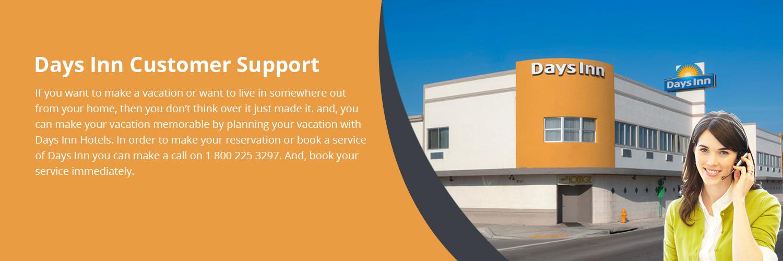 Days Inn Customer Service Support