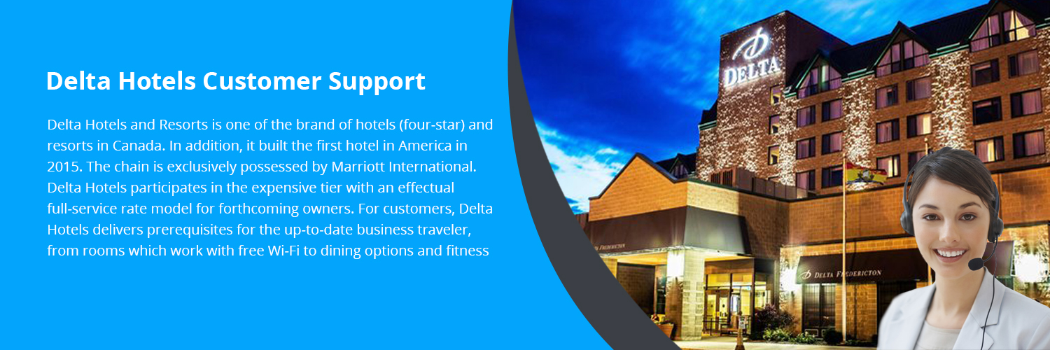 Delta Hotels Customer Service Support