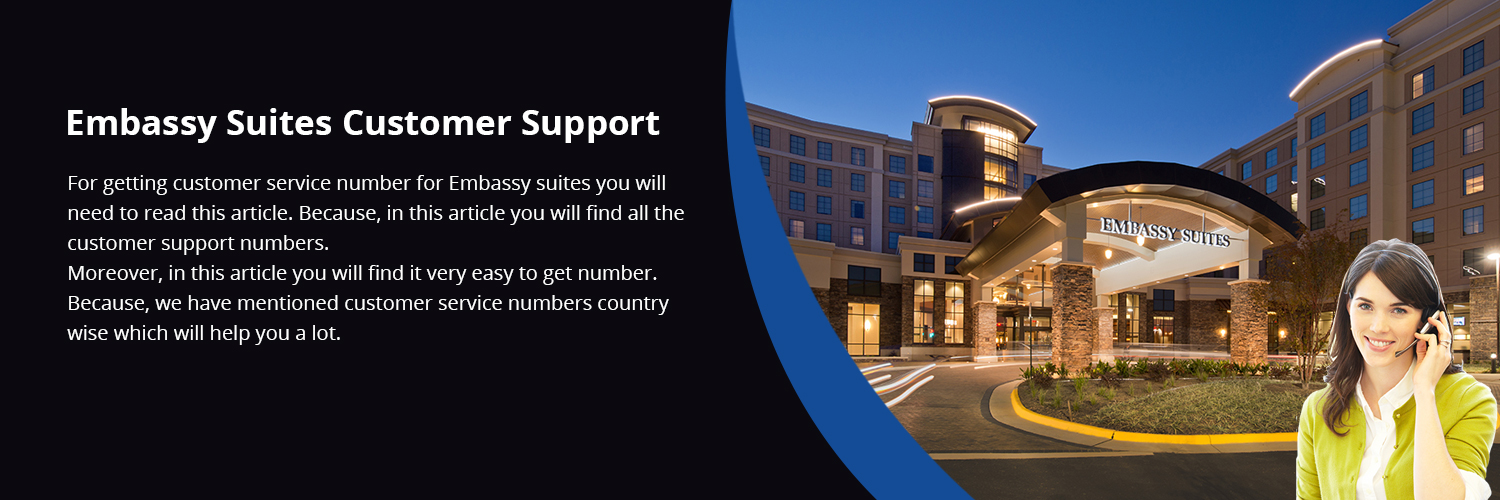Embassy Suites Customer Support