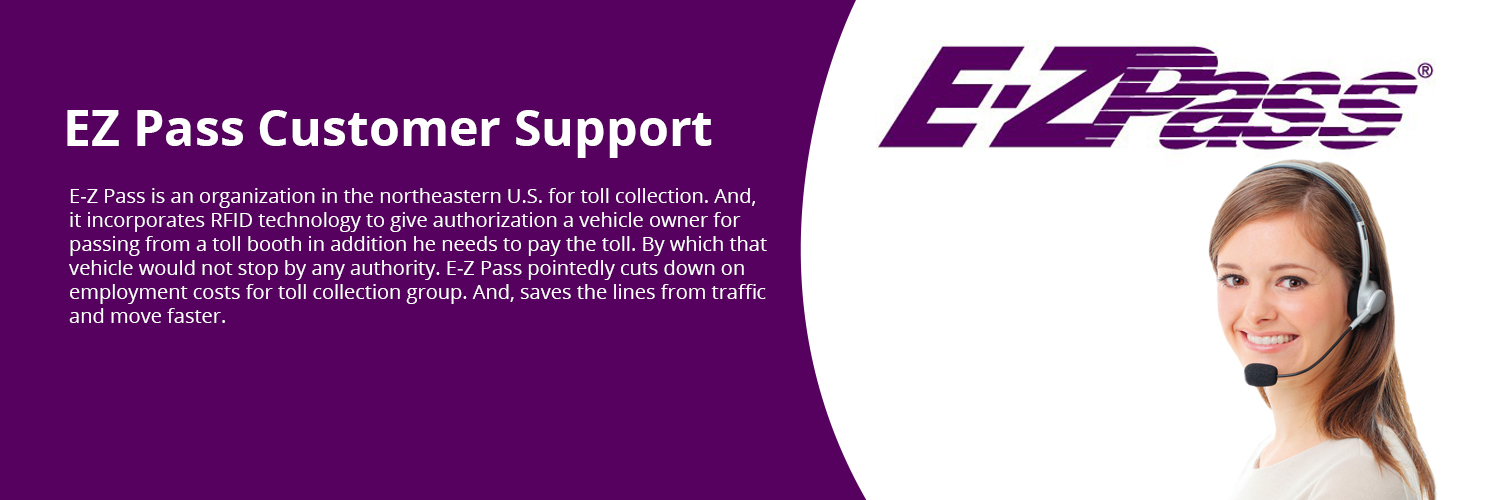 EZ pass Customer Support