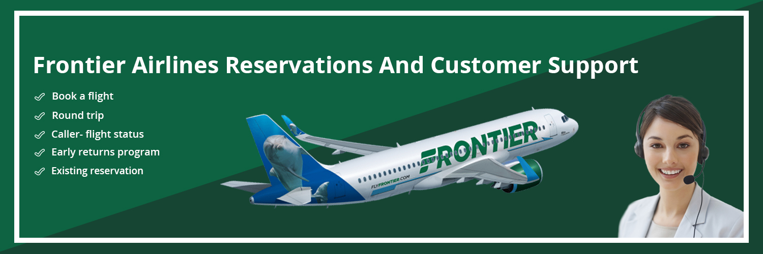 Frontier Airlines Customer Support