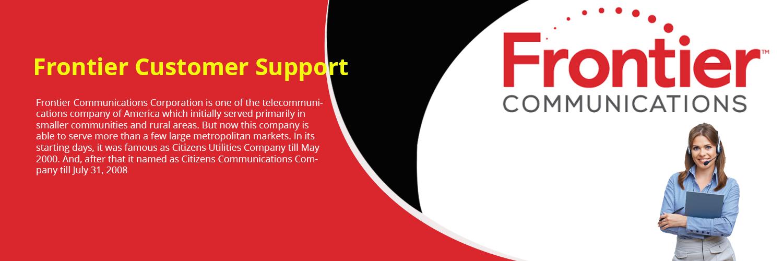 Frontier Customer Support