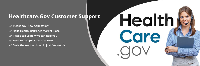 Healthcare.gov Customer Support