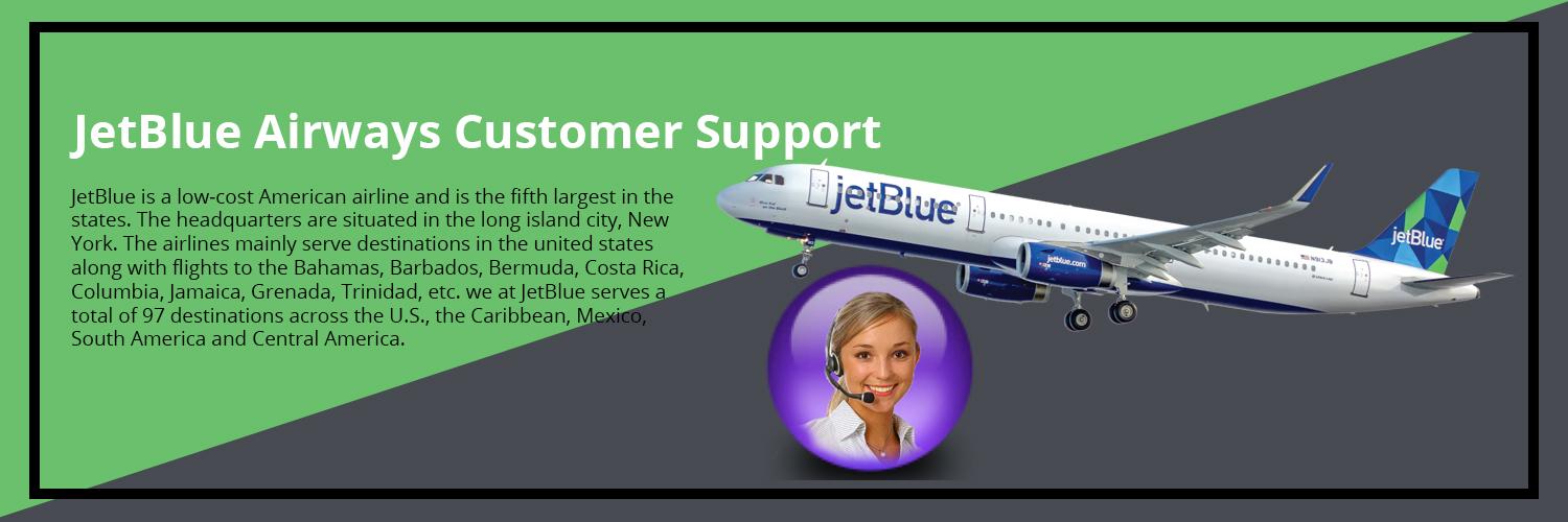 JetBlue Airways Customer Support