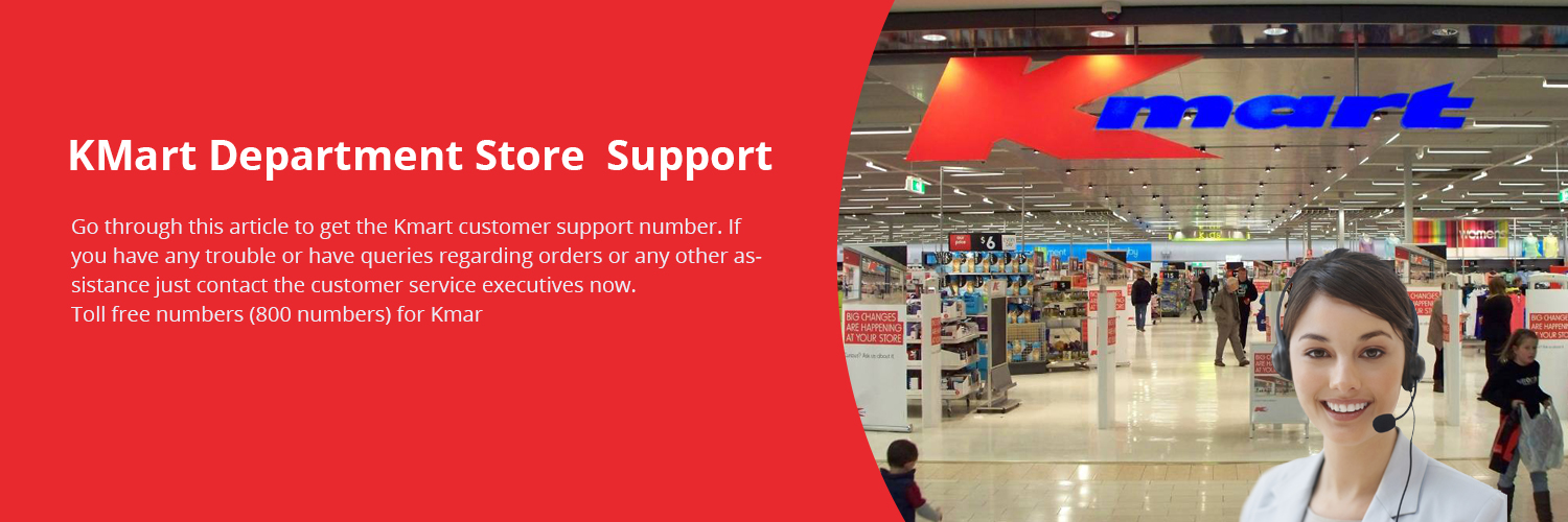 KMart Customer Support
