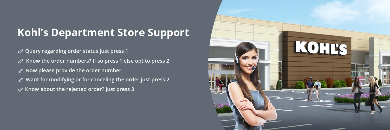 Kohl's Customer Support