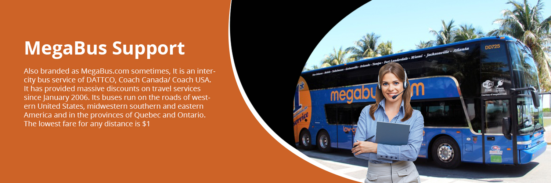 MegaBus Customer Support
