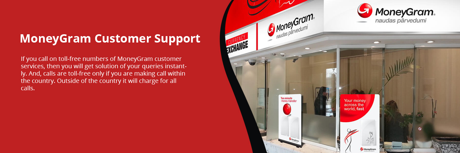 MoneyGram Customer Support