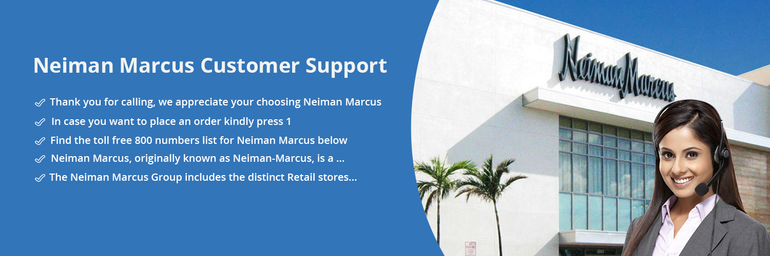 Neiman Marcus Customer Support