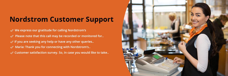 Nordstrom Customer Support