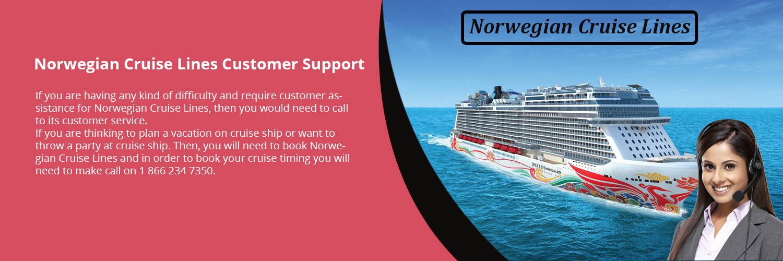 Norwegian Cruise Lines Customer Support
