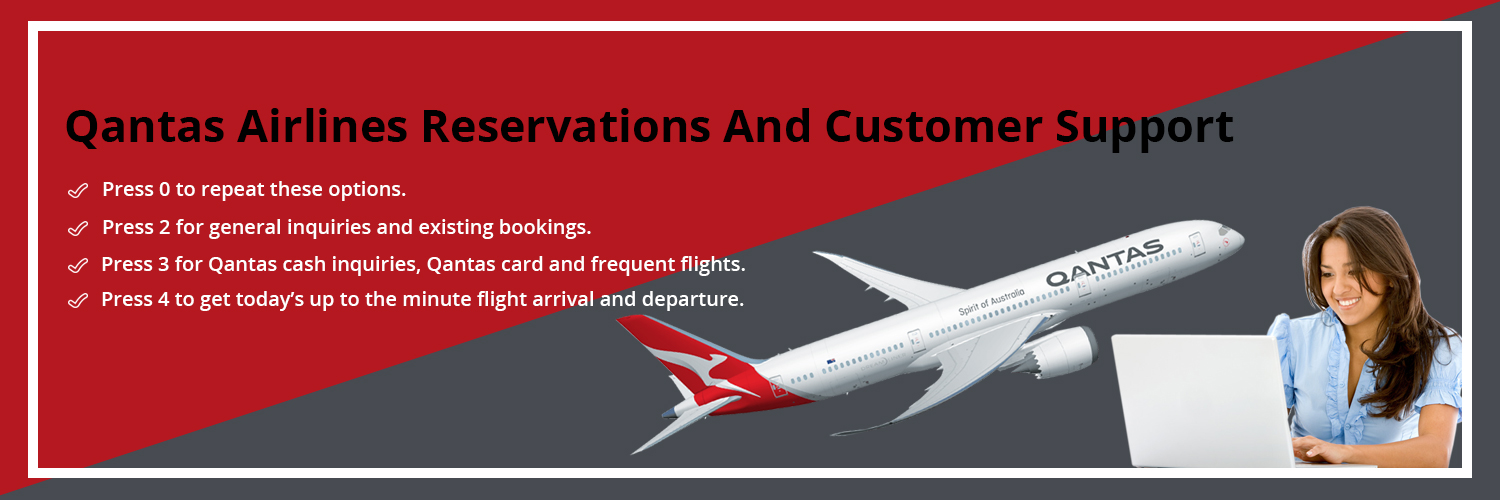 Qantas Airlines Customer Service Number +1-800-227-4500