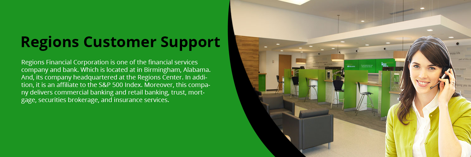 Regions Bank Customer Support
