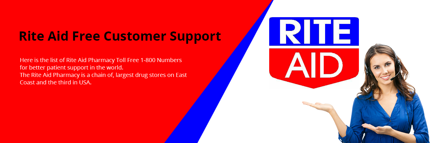 Rite Aid Free Customer Support