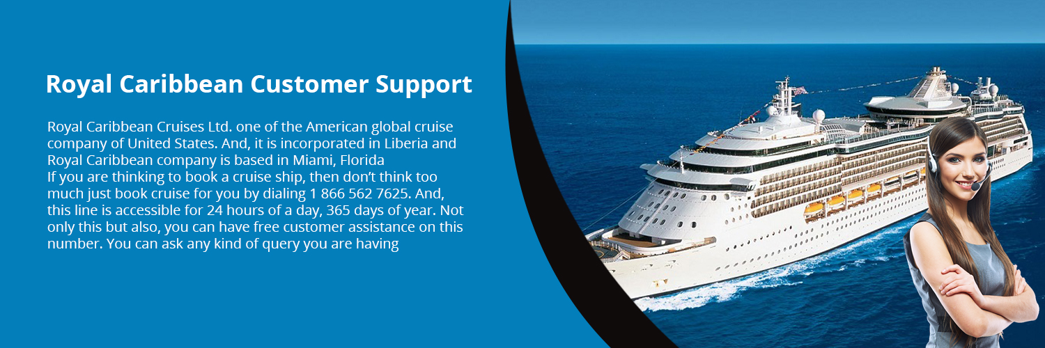 Royal Caribbean Lines Customer Care +1-800-297-9984 For Help