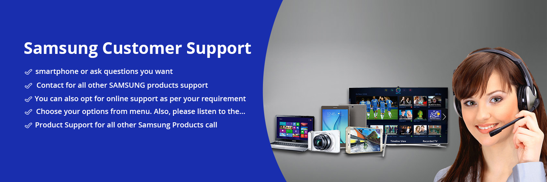 Samsung Customer Support